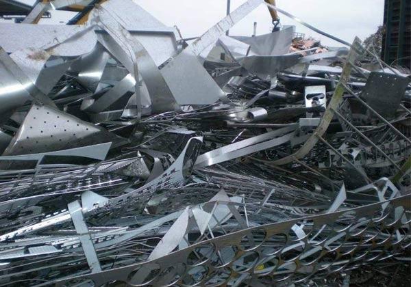 银废料回收