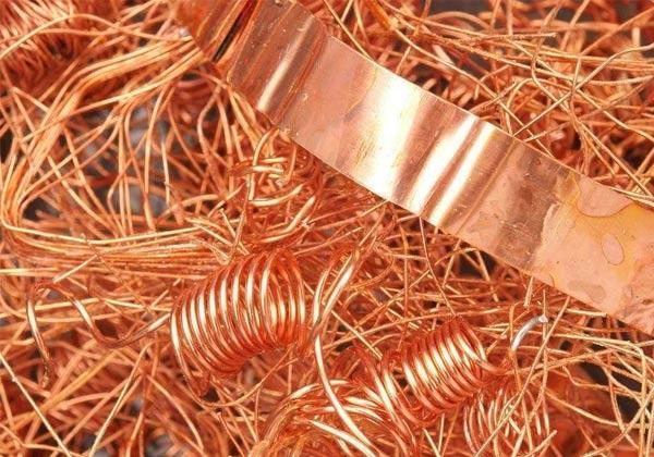 废杂铜回收
