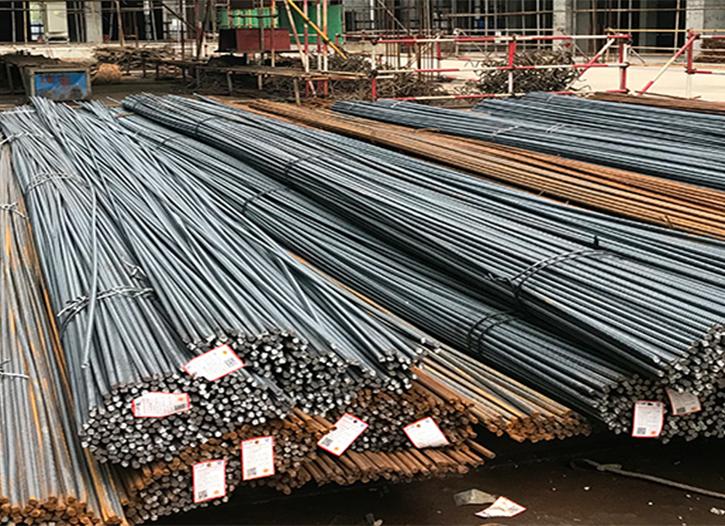 35吨螺纹钢建筑钢材备货,从仁寿送往汪洋批发商