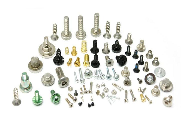 标件螺丝是什么,标件螺丝的种类以及规格又有哪些