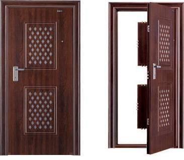 铝合金防盗门