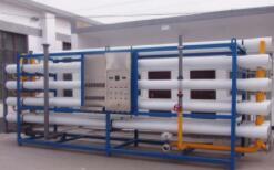 软化水设备正常都用在哪些行业?