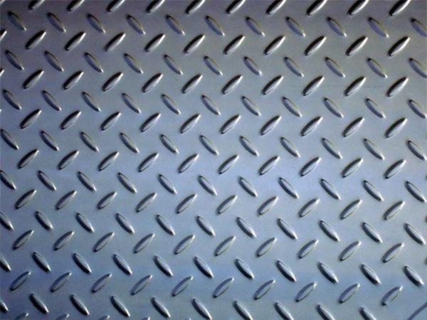 热镀锌斑纹钢板