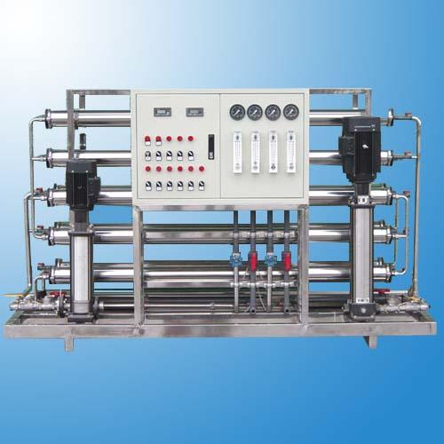 双级反渗透纯净水设备一套都会配备哪些部件