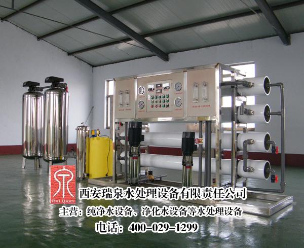 小区纯净水设备跟传统的大桶水有哪些区别?