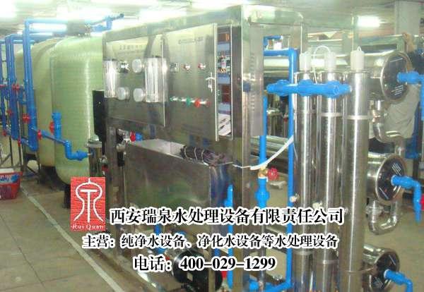 反渗透设备的制水工艺是由哪些部件完成的