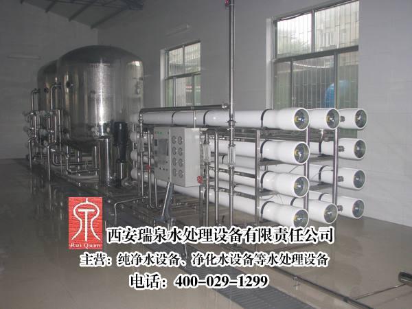 超纯水处理设备生产操作过程需要谨慎操作