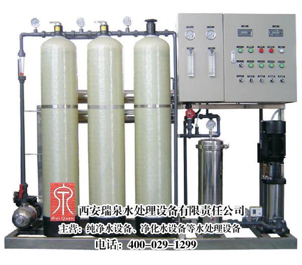 乌兰县2吨纯净水设备