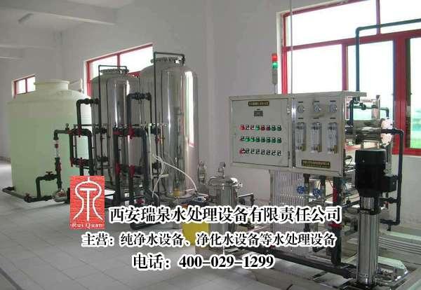 曲麻莱县10吨净化水设备