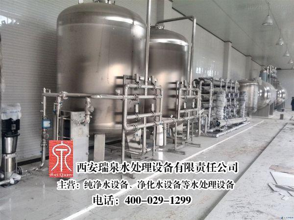 烏蘭縣二級凈化水設備