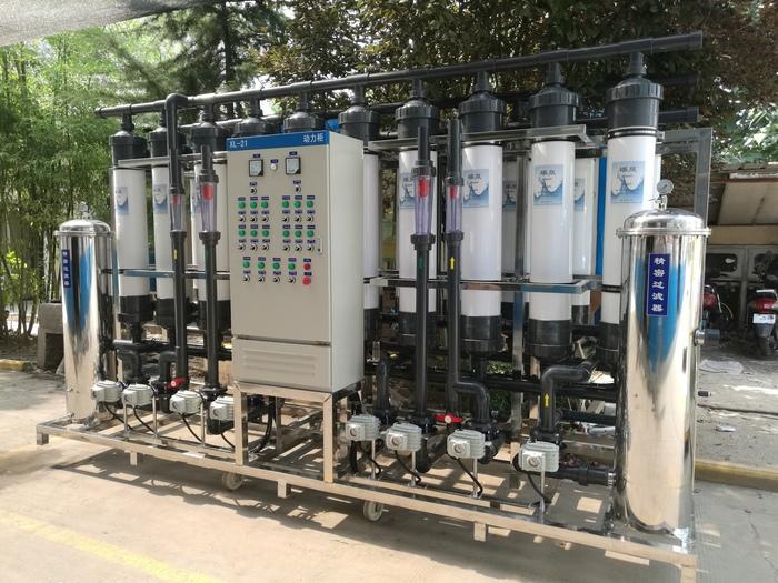 2吨纯净水设备质量好可应用在多领域