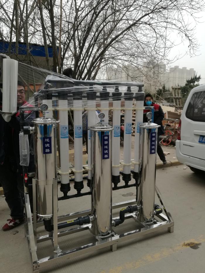 纯净水设备的原水预处理过程都有哪些呢?