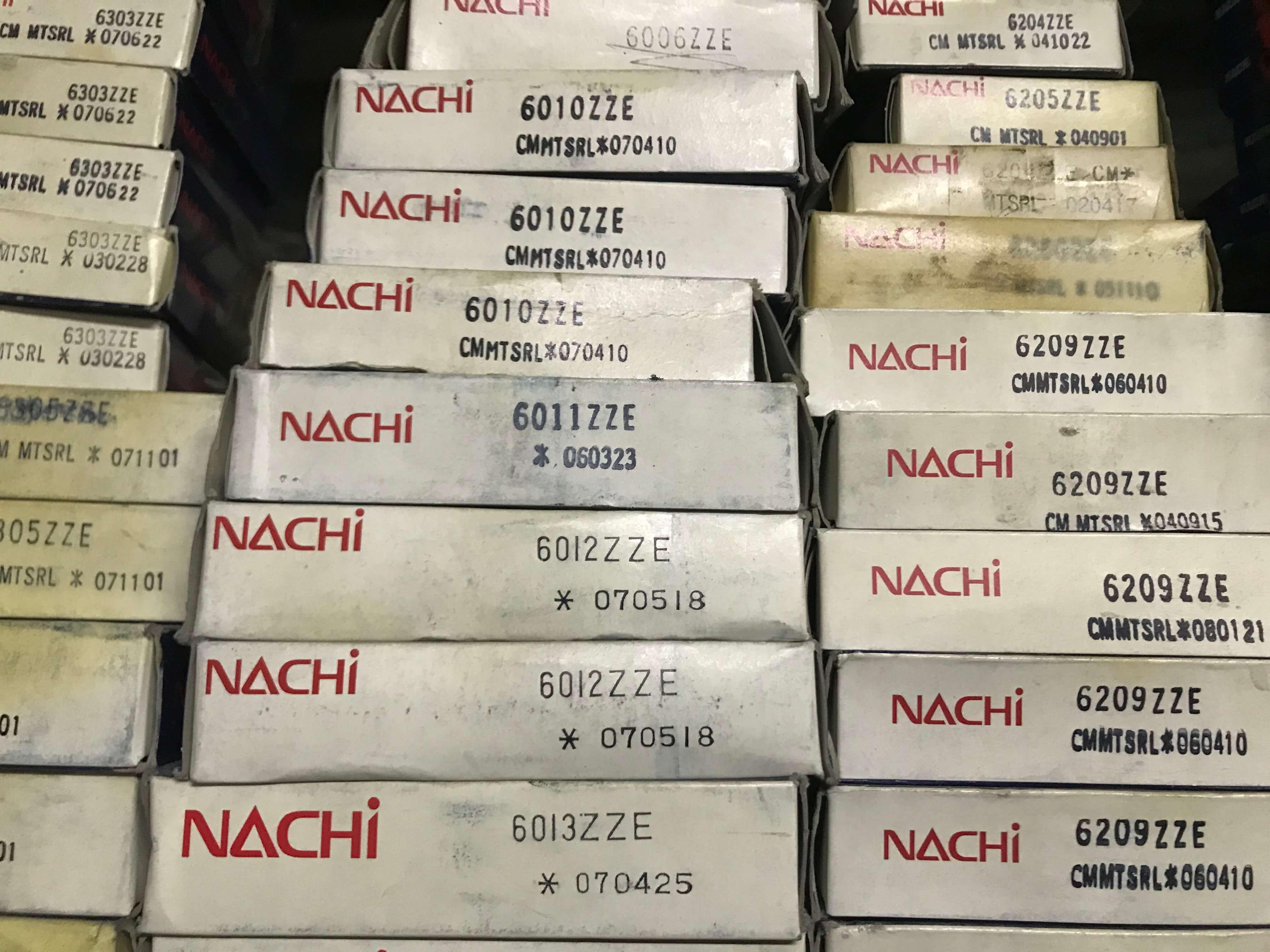 沈陽nachi軸承