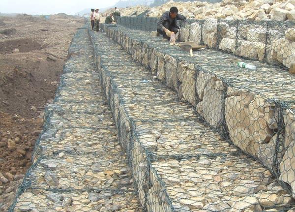 石笼网用途