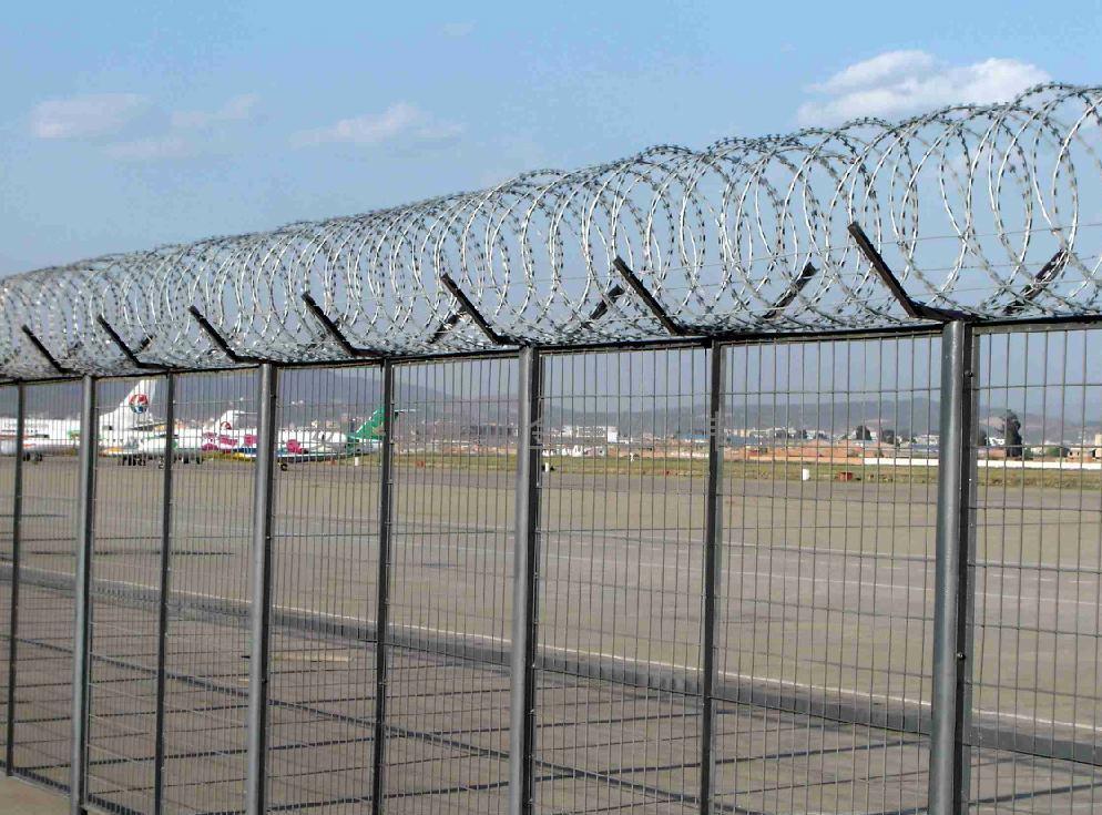围栏网结构