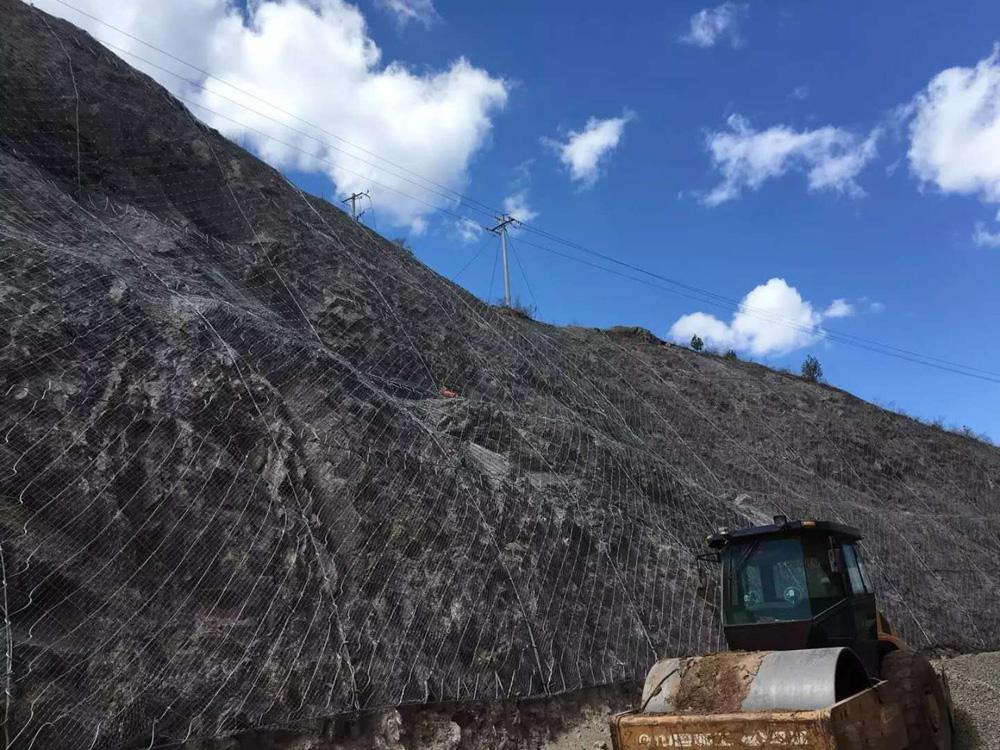 昆明边坡防护网制作