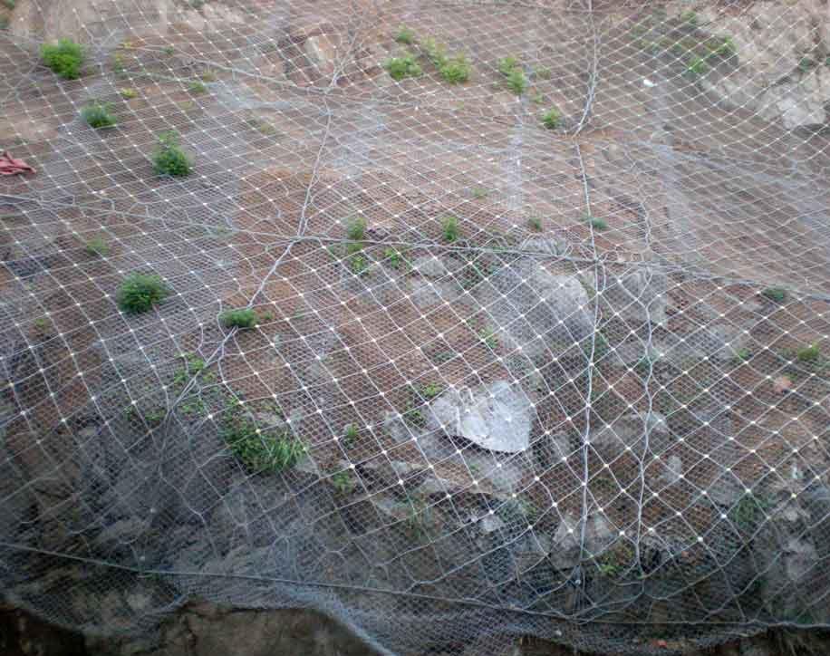 昆明润腾工贸边坡防护网