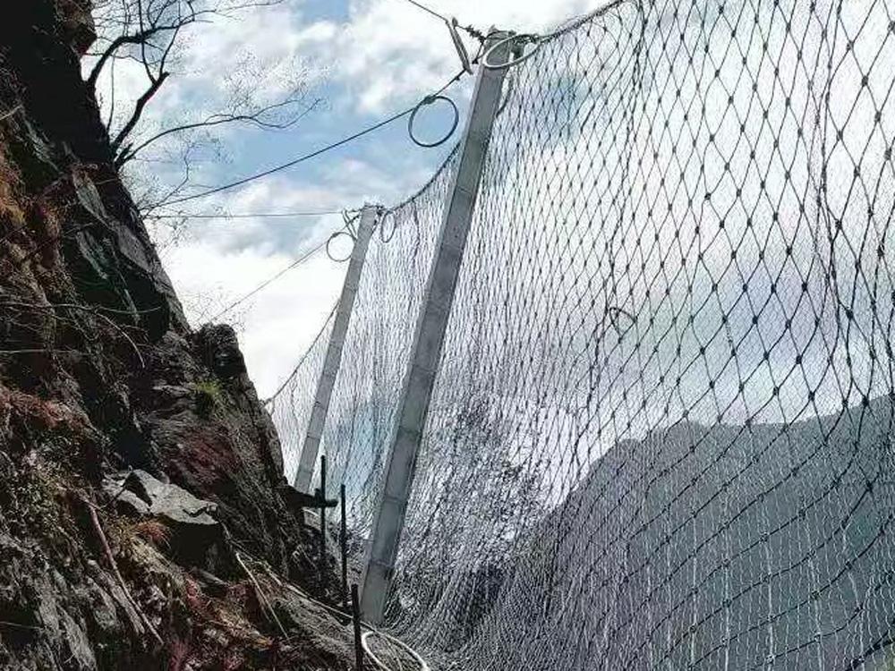 边坡防护网4