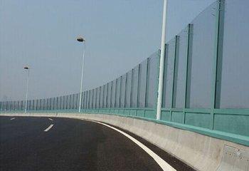 云南高速公路隔音墙