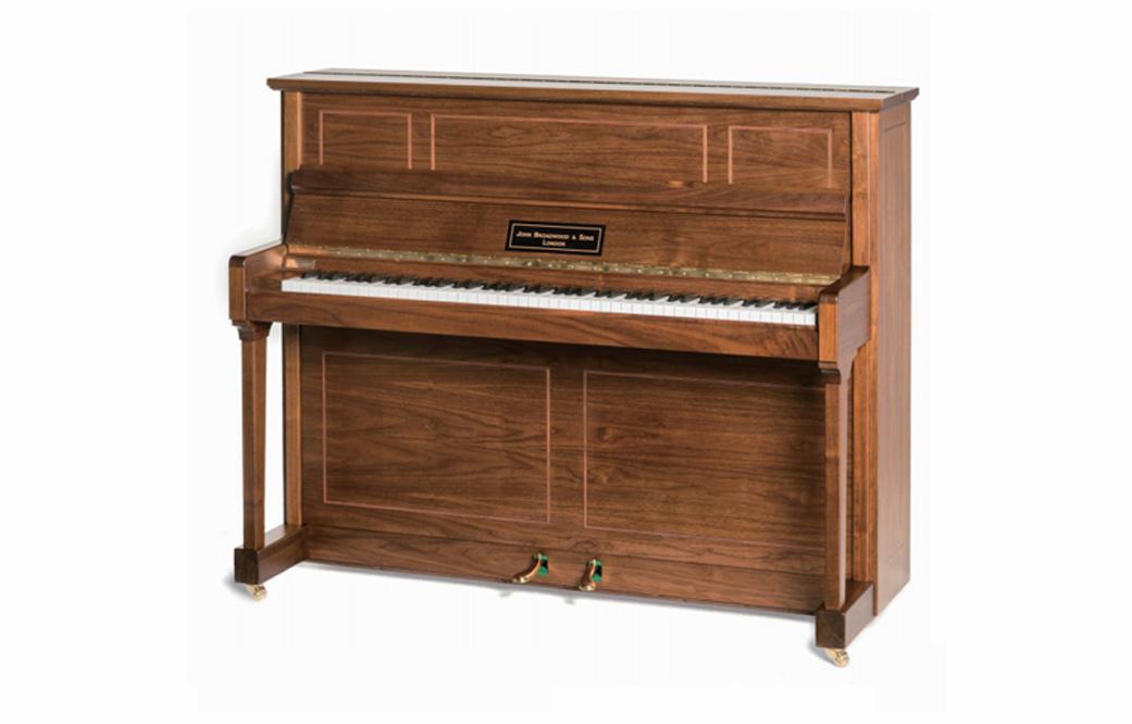 布罗德伍德钢琴立式琴