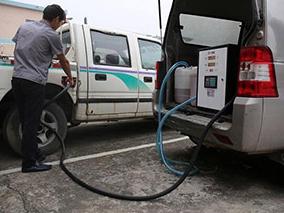 車用甲醇燃料案例