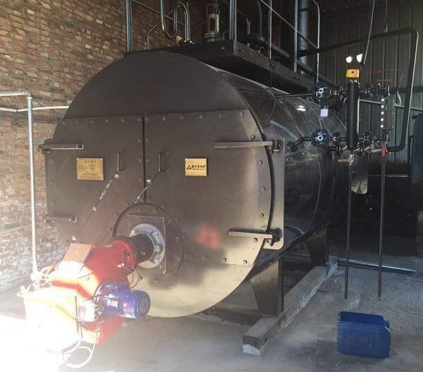 工业锅炉案例
