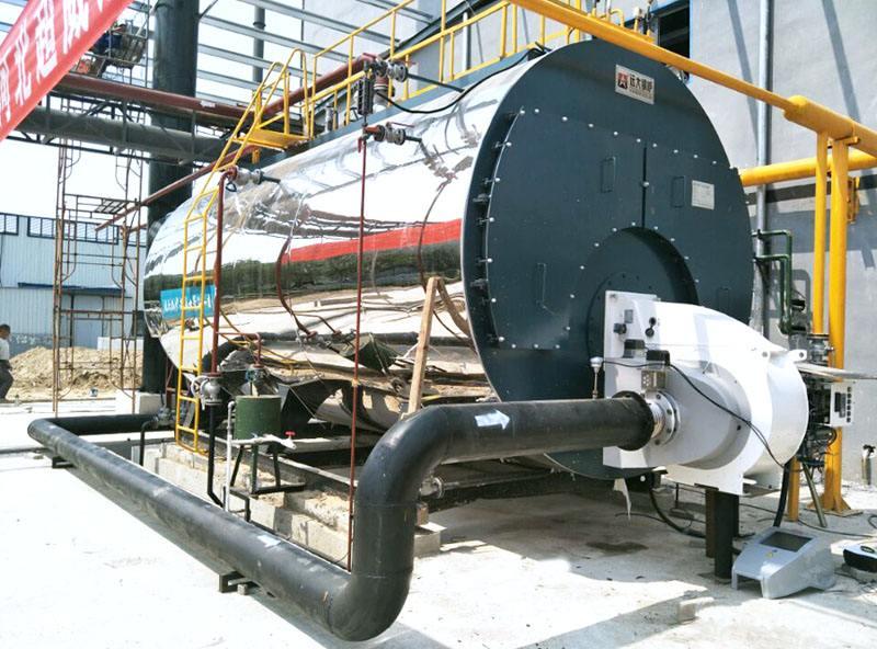 工業鍋爐案例2