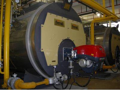 工業鍋爐案例3