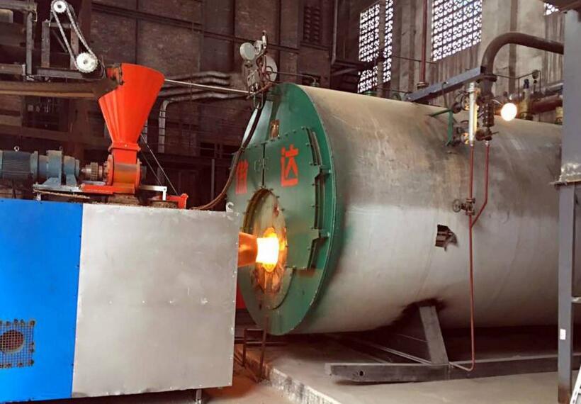 工業鍋爐案例4