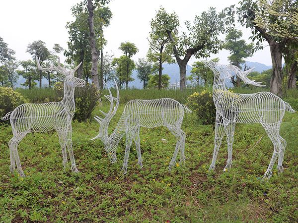 铁艺工艺品雕塑