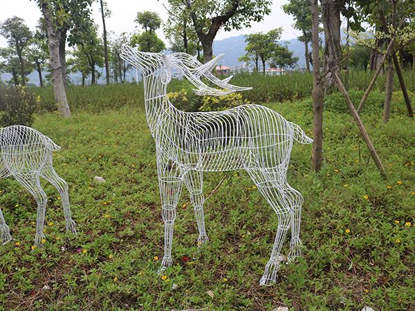 订做铁艺雕塑