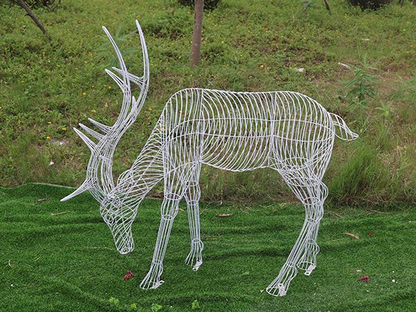 铁艺雕塑制作
