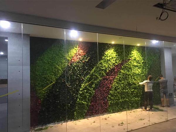 仿真绿植物墙