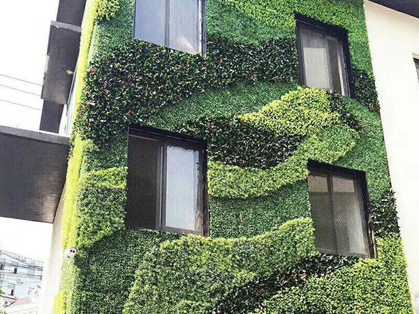 仿真高植物墙