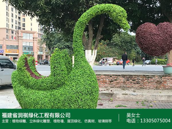 湖北荆州仿真绿雕