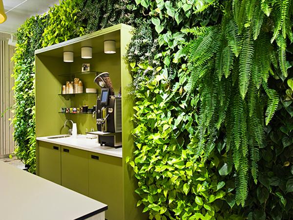 移动式植物墙