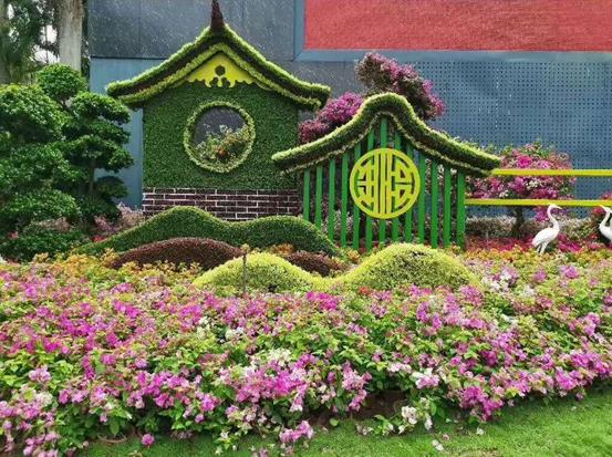 福州绿雕景观制作