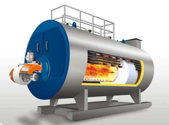 柴油工业锅炉