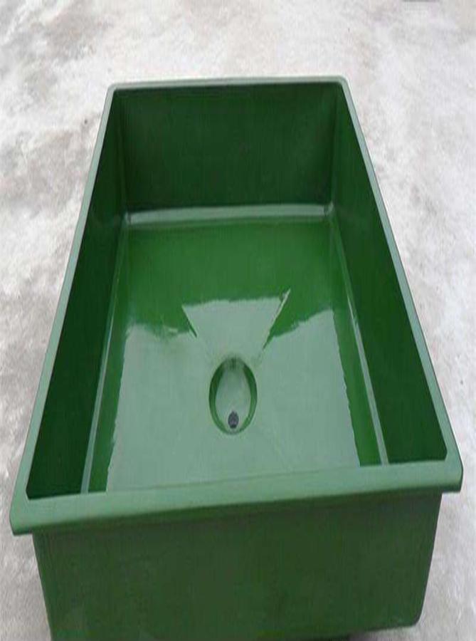 玻璃钢鱼箱