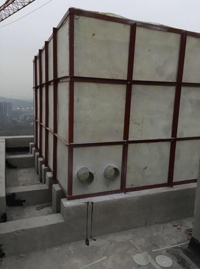 组合式玻璃钢水箱