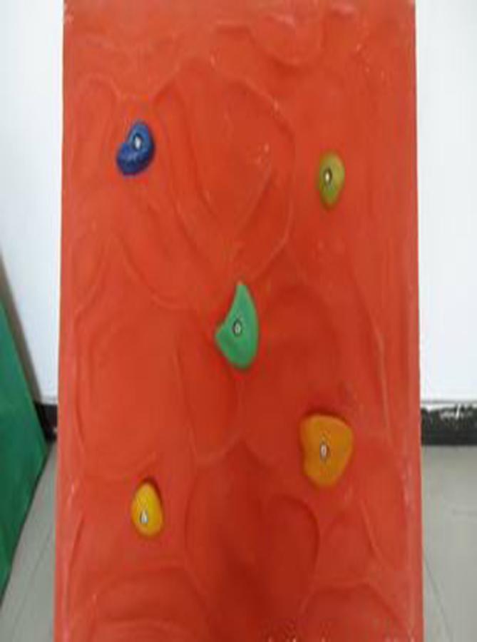 玻璃钢攀岩墙板