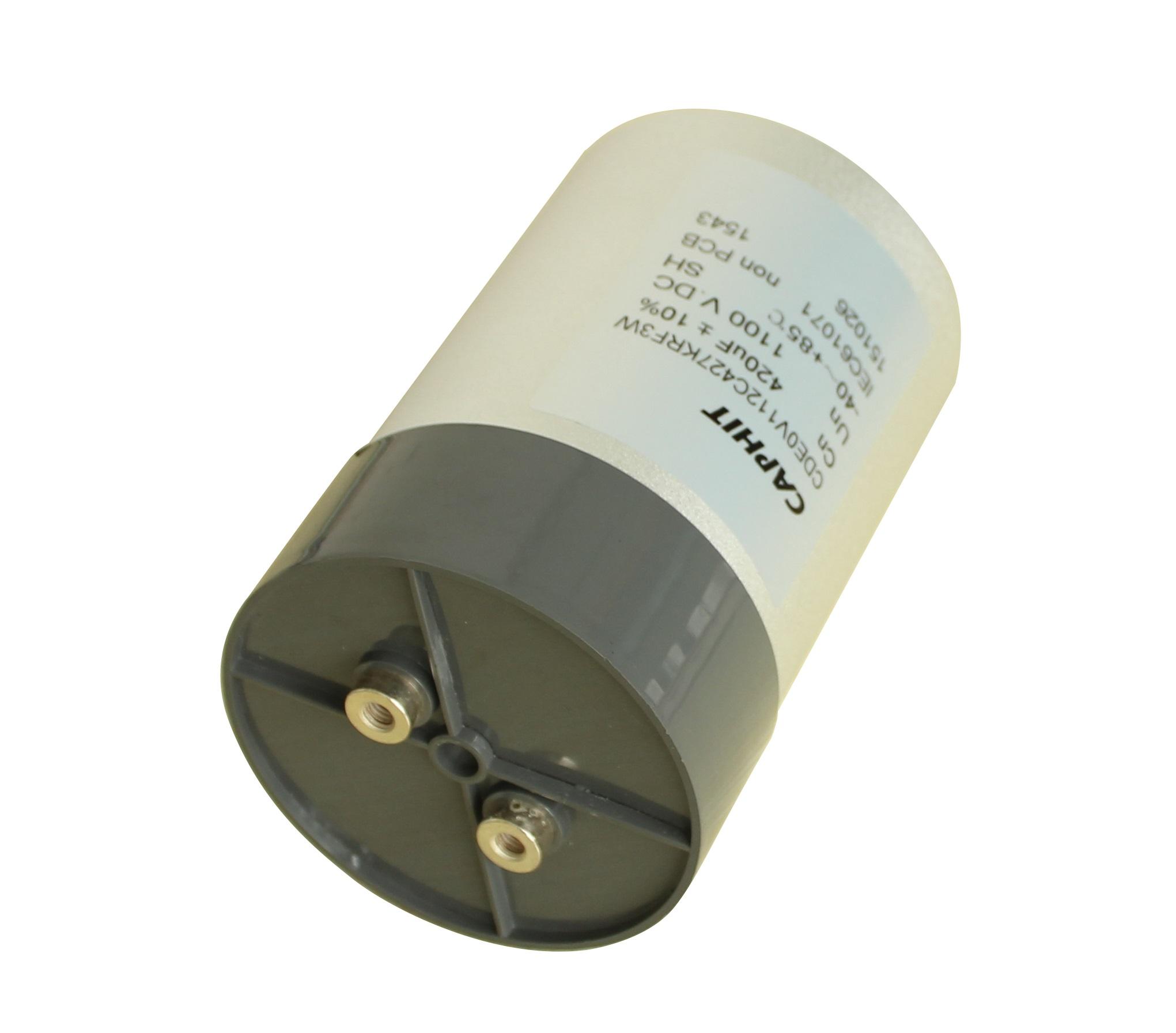 高频开关电源、逆变焊机高压滤波电容器