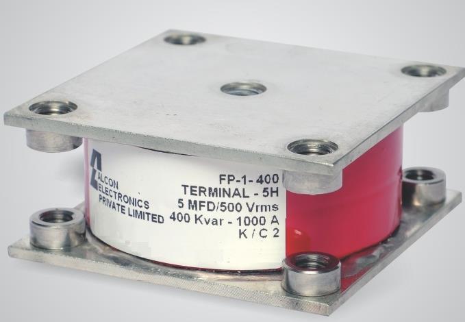 FP-1-400應用感應加熱電動汽車醫療成像ALCON諧振電容