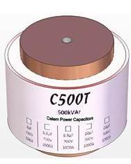 高频谐振电容传导冷却电容C500T