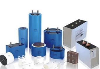 DC-Link电容器用于直流支撑 直流滤波应  焊机 高频开关