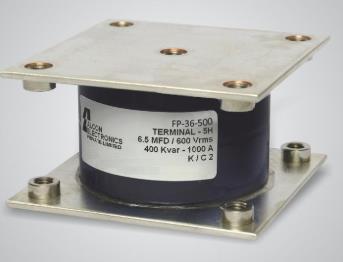 广泛应用于感应加热设备FP-11-500是Alcon电容
