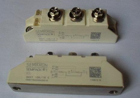 SKKT106/16E是赛米控可控硅模块