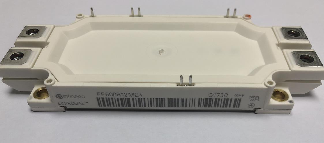 INFINEON英飛凌 FF600R12ME4 主要應用在變頻器