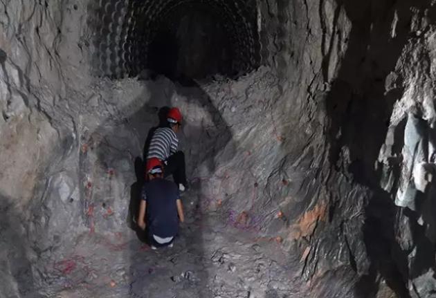福州旅游景区隧道爆破工程