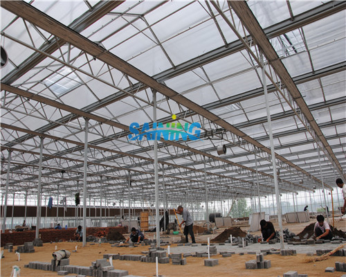 大寨华通现代科技农业示范园工程案例